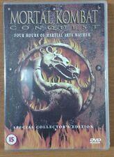 Mortal Kombat Conquest (DVD, 2001) **NEW SEALED FREE POSTAGE**