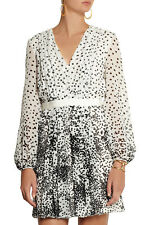 0af4b4c282c Giambattista Valli Polka Dot Chiffon Dress SZ 38   Fits US S - NWOT RT  3