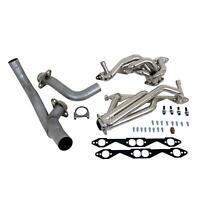 BBK 1567 LT-1 Single Cat 39452 Shorty Headers (Chrome)