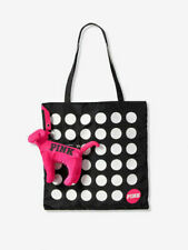 VICTORIAS SECRET PINK PACKABLE DOG TOTE SHOPPING BEACH GYM BAG NWT Free Shipping