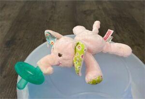 WubbaNub soothing toy with dummie