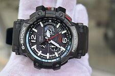 Casio G-Shock Men's GPW1000-1A Gravitymaster GPS Atomic Solar Resin 56mm Watch