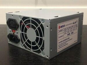 Brand NEW--Hercules 500w-Max ULTRA QUIET ATX Power Supply 20+4pin & SATA