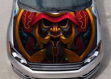 Duelyst Songhai Car Hood Wrap Full Color Vinyl Sticker Decal Fit Any Car