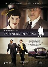 Agatha Christie's Partners In Crime Complete TV Show Series DVD Set Collection 2
