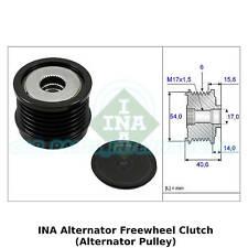 INA Alternator Freewheel Clutch (Alternator Pulley) - 535 0230 10 - OE Quality