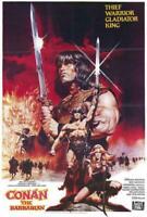 Conan the Barbarian Movie POSTER 27 x 40 Arnold Schwarzenegger, B