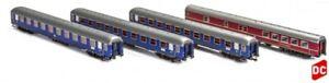 HS  Hobbytrain H43021 4tlg Messezug  Hannover  DB  Ep.IV