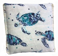 Sea Turtles Rice Pack Hot Cold You Pick A Scent Microwave Heating Pad Reusable