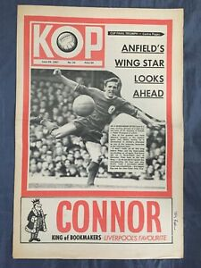 Liverpool FC  -  KOP Newspaper  -   June 28th 1967  -  Issue No 22