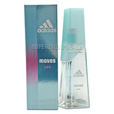 Adidas Moves for Her 1.0 oz Edt Spray Nib Authentic