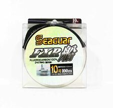 Seaguar FXR Fluorocarbon Leader Ligne 100m Size 10 35lb (9351)