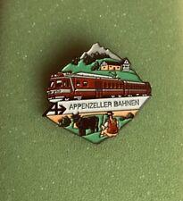 Schweizer Eisenbahn Pin,  Appenzeller Bahnen