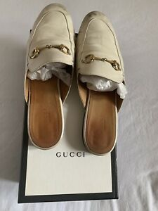 gucci womens loafers , Size 40