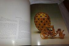 Vintage Faberge Eggs Book Jewlry Charm Bracelet Coronation Orange Tree Rabbit 83