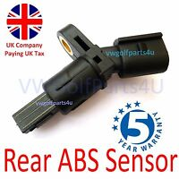 VW Audi Rear ABS Speed Sensor MK4 Golf Beetle Lupo A3 TT Skoda Ocatvia SEAT Leon