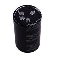 Farad Capacitor Electric Double Layer Farad Super Capacitors 2.7V 500F, 4Pin