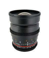 Objektive für Four Thirds Kameras