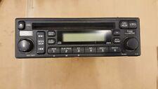 Honda Crv Radio reproductor de cd unidad principal 39101-S9A-E210-M1
