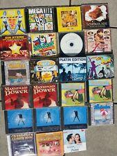 CD Sammlung Konvolut 35 CDs Rock Country Pop Love Songs Compilations