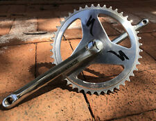 VTG BMX Specialized Chainring 44t Sprocket Rare Part W/ 175 JM One Piece Crank