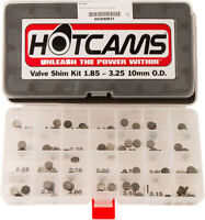 HOTCAMS VALVE SHIM KIT 10.0mm KTM 400/450/500/530/690/990/1190/1290/RC8 HCSHIM31