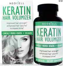 NEW NEOCELL KERATIN HAIR VOLUMIZER WOMEN'S HEALTHY COLLAGEN DAILY BEAUTY CARE