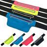 Waterproof Sports Travel Waist Bum Bag Running Jogging Belt Pouch Zip Fanny Pack