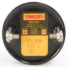 Sonalert Mallory SC628MN Alarm Buzzer Continuous Tone Loud Panel Signal