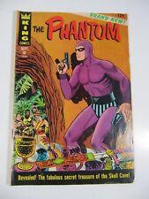 The Phantom #18 (King Comics 1966) VG+