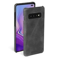Krusell Sunne Leather Case For Samsung Galaxy S10 S10 +S10e Cover Case