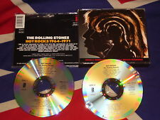 The Rolling Stones-Hot Rocks 1964-1971 2cd Fat Box ABKCO 844475-2