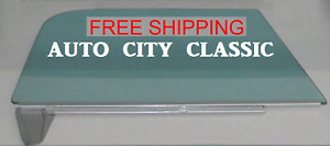 Chevy Pickup Truck Door Glass in Lower Channel 1967 1968 1969 1970 1971 1972 LH