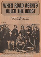 Road Agents History - Captor & Killers+Family-Albro,Bacon,Barter,Duch Kate,Finn