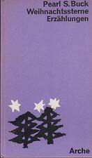 Pearl S. Buck: Weihnachtssterne (illustriert)   1960