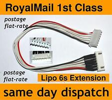 Lipo Balance Extension Charger Cable Lead 6s JST-XH (6 cell, 22.2V)