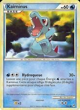 "Carte Pokemon "" KAIMINUS "" L'APPEL DES LEGENDES PV 60 74/95  VF"