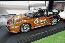 PORSCHE 911 996 GT3R ASIAN CARRERA CUP 2004 INFINEON 1/18 AUTOart 80487 Auto Art