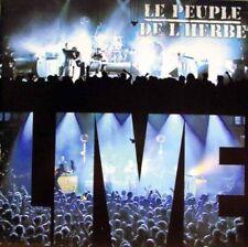 Le Peuple de l'Herbe-live CD+DVD
