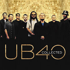 Ub40 Collected 2 X 180gsm Limited Edition Audiophile Colour Vinyl LP