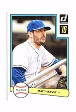 MATE Harvey 2016 PANINI DONRUSS, 1982 diseño, Baseball cartas