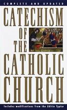 Catechism of the Catholic Church paperback FREE SHIPPING Bible Mass Sacraments