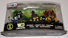 Ben 10 Omniverse Super Deformed Figure Set, 6-Pack - 4cm High - (BNIB) - 96642