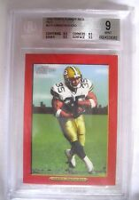 Samkon Gado RC 2005 Topps Turkey Red Red Ver. Rookie#211 MINT BGS 9-Packers RC
