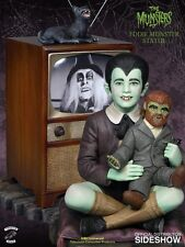 Tweeterhead The Munsters Eddie Munster with Zombo TV Color Maquette New