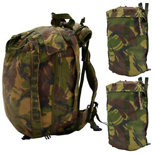British Army Military DPM Woodland Rucksack Backpack 60L + 25 L Other Arms