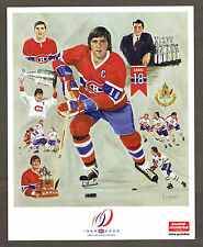 2009 Montreal Journal Canadiens' 100th Anniversary Tribute, Serge Savard
