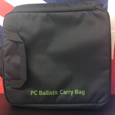 BRITISH ARMY PC BALLISTIC CARRY BAG LATEST ISSUE ZIPPED STORAGE POUCH