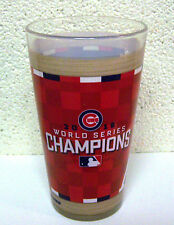 Chicago Cubs 2016 World Series Champions Commemorative Colorful Pint Glass