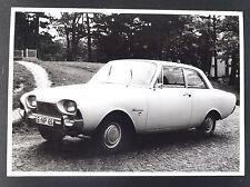✇ FORD TAUNUS Coupé P3 zwei schöne Privataufnahmen aus den 1960er-Jahren